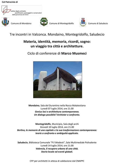 valconca on line ordine architetti rimini 07 10 14 luglio 2014 ciclo