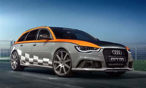Audi Rs6 Mtm by Tuningcars Mtm Audi Rs6 Clubsport Coming To Gms