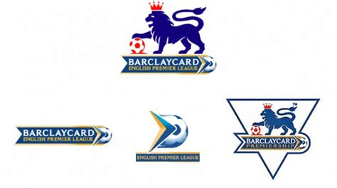 epl history the evolution of the premier league logo