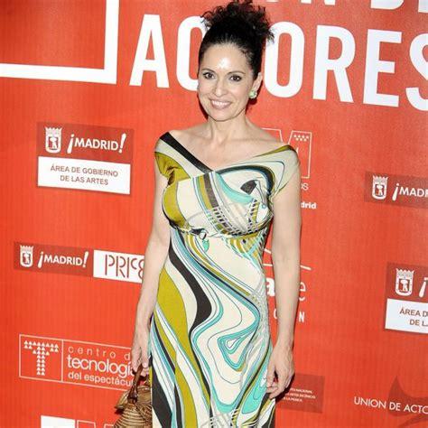 puigdemont ozores adriana ozores en los premios de la uni 243 n de actores 2012