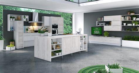 cuisine équipée avec ilot 1397 cuisine discount cuisines des cuisines de qualit 195