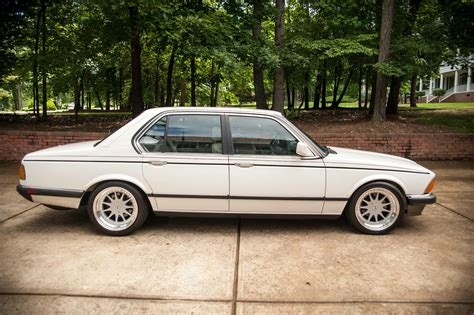 bmw 745i 1983 bmw 745i turbo bring a trailer