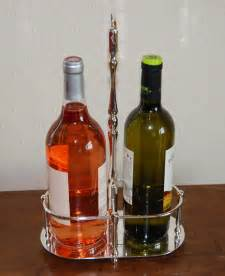 silver wine bottles antiques atlas silver plated wine bottle stand