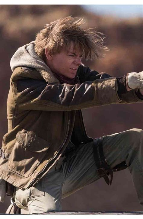 maze runner film newt thomas maze runner the death cure newt jacket movies jacket