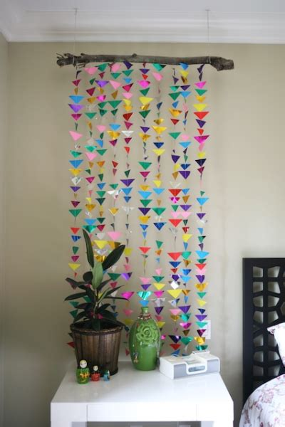 kinderzimmer hange deko hanging triangle garland pictures photos and images for