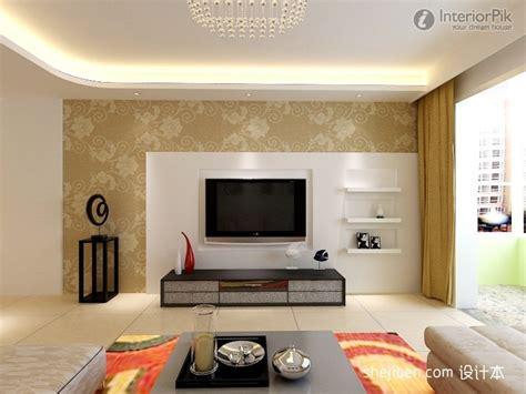 Wallpaper Designs For Tv Room   [peenmedia.com]