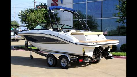 sea ray boats youtube 2017 sea ray 19 spx boat for sale at marinemax dallas