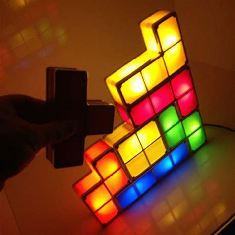 Diy Led Desk L Tetris Diy Led Desk L
