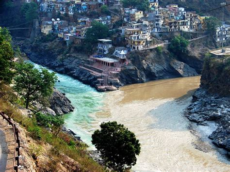 The Ganges River by Birthplace Of The Ganges National Geographic Society