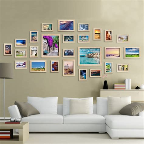cheap collage photo frames get cheap wall collage photo frame aliexpress