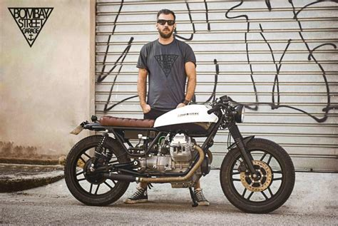 Modified Bike Garage by Importing A Modified Classic Italian Motorcycle