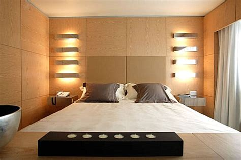 Modern Bedroom Sconces Bedroom Lighting Ideas To Brighten Your Space