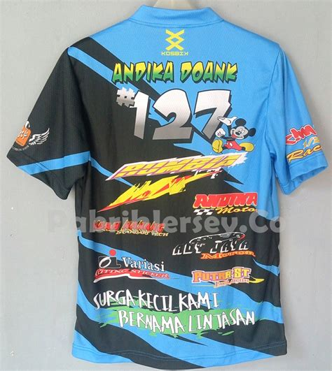 desain jersey team balap poto baju jersey racing