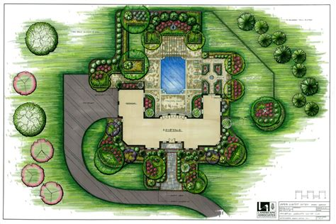 layout with landscape landscape glamorous home landscaping ideas front of house