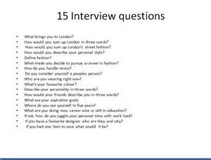 Interview Questions by Hayley Mills A2 Media Studies Regional Magazine 15