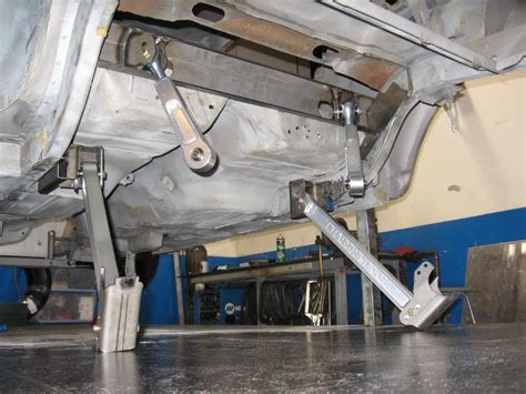 link rear suspension update pics mustang forums