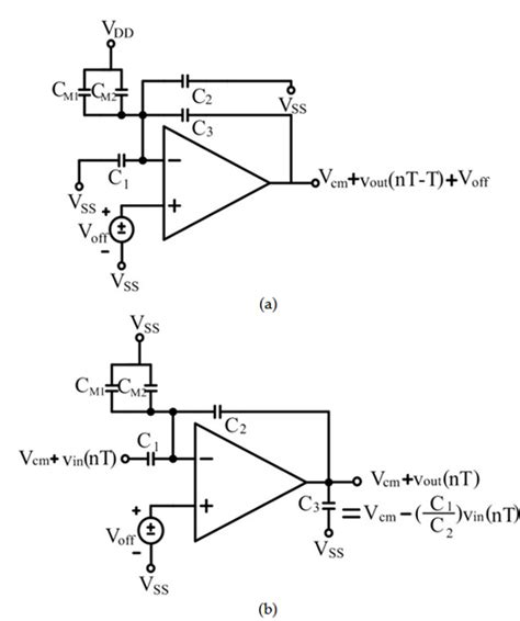 switched capacitor lifier circuit low voltage fully differential cmos switched capacitor lifiers intechopen