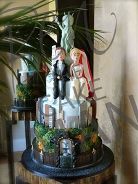 1000 images about new york wedding theme on new york cake new york and themed cakes