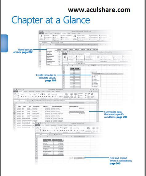 Buku Panduan Microsoft Excel ebook tutorial office 2010 buku panduan microsoft office professional 2010 free