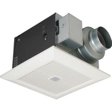 panasonic exhaust fans with humidity sensor panasonic whispersense motion humidity sensor 80 cfm