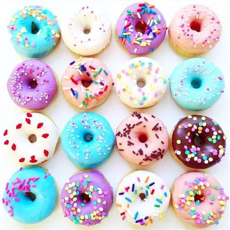 colorful donuts best 25 colorful donuts ideas on diy donuts
