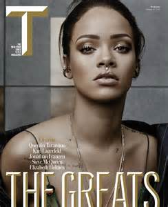 rihanna t style fall 2015 cover pictures