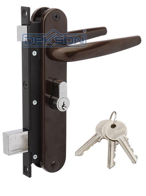 Kunci Pintu Napoli kunci aluminium dekkson kc909ba artmindo kencana