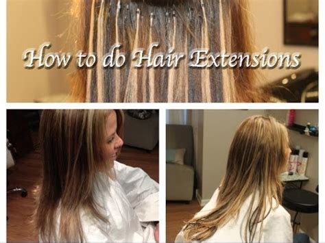 hair extensions south yarra micro bead hair extensions how to do hair