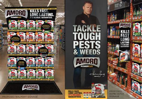 Logsdon Office Supply by Picture Of Amdro In Store Signage With Howie