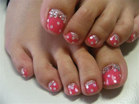 Gel Pedicure by Toenail Designs Gel Toenail Designs