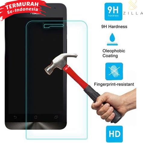 Termurah Zilla 2 5d Tempered Glass Edge 0 26mm For Asus Zenfone 3 zilla 2 5d tempered glass curved edge 9h 0 26mm for asus zenfone 5 jakartanotebook
