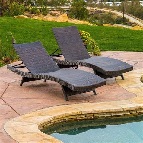 garden chaise outdoor chaise lounge the garden and patio home guide