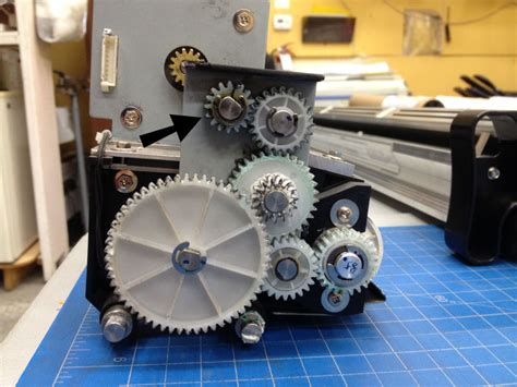 Gear Printer 3d printing a replacement gear sandback technical design