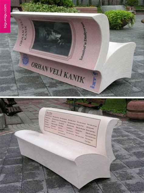book bench fit to sit 15 clever bench ads marketing caigns