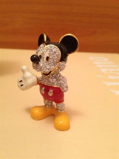 Bros Swarosky 1 arribas brothers swarovski jeweled disney mickey mouse figurine