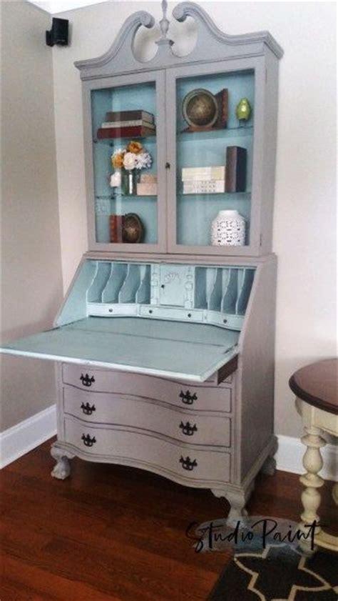 1000  ideas about Painted Desks on Pinterest   Chalk Paint