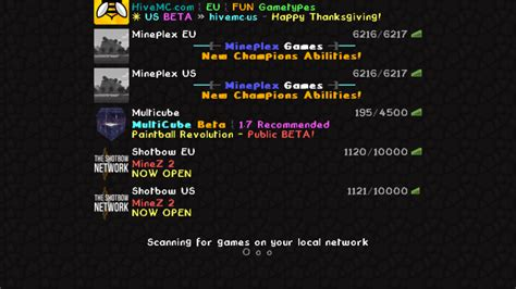best minecraft server list mineraft server list minecraft map gamefiles de