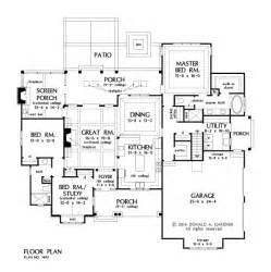 2500 sq ft ranch floor plans plan of the week under 2500 sq ft the ferris 1405 2115