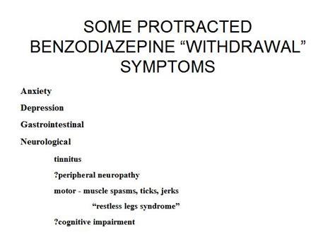 Valium Detox Symptoms by History Of Benzodiazepines 3rd Maine Benzodiazepine
