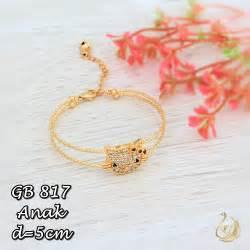 Set Hello Gold Kalung Gelang Cincin Anting Xuping cincin hello emas pusat perhiasan hello