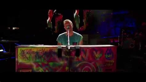 Coldplay The Scientist coldplay the scientist hd part of the concert