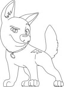 free free bolt coloring pages