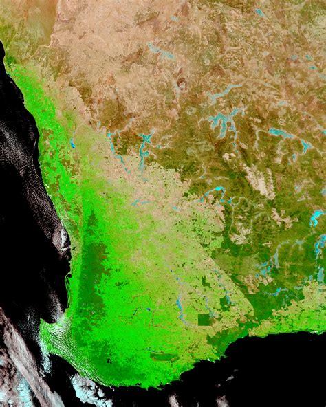 imagenes satelitales falso color mapa de condiciones de sequ 237 a en australia suroccidental