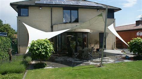 zeil terrasoverkapping realisaties zeil overkappingen hoover concepts
