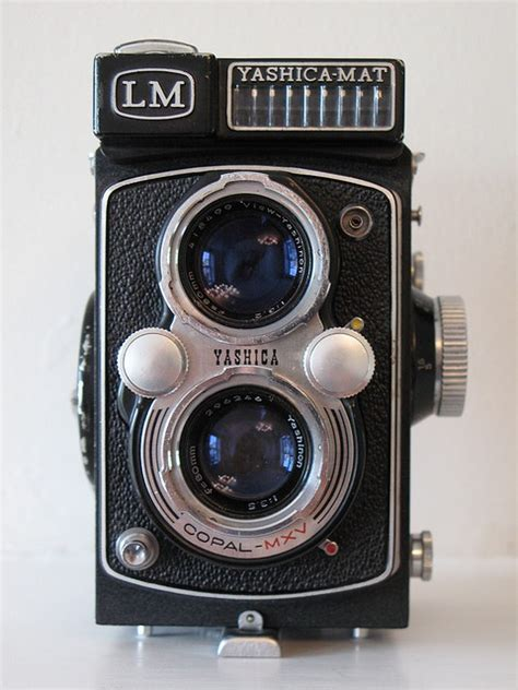 Yashica Mat Lm by 58 Best Yashica Images On Vintage Cameras