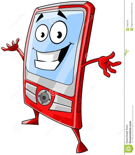 Be Happy Phone happy mobile phone stock vector illustration of