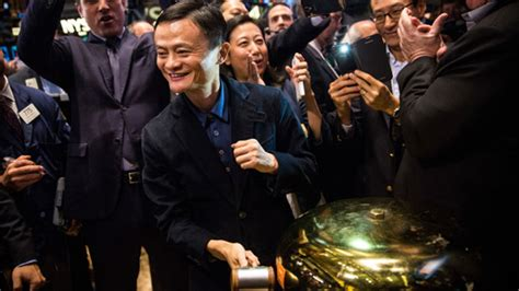 jack ma vs jeff bezos a tale of two very different is jack ma taking a page out of jeff bezos book bloomberg
