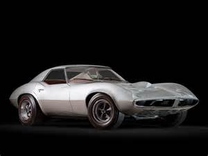 Pontiac Concept Pontiac Banshee Concept Car 1964 Concept Cars