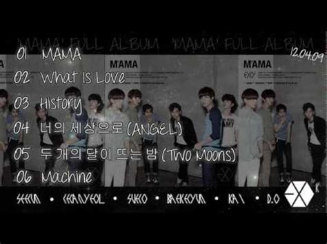exo m mama with mp3 download youtube exo k 1st ep mama full hq audio youtube