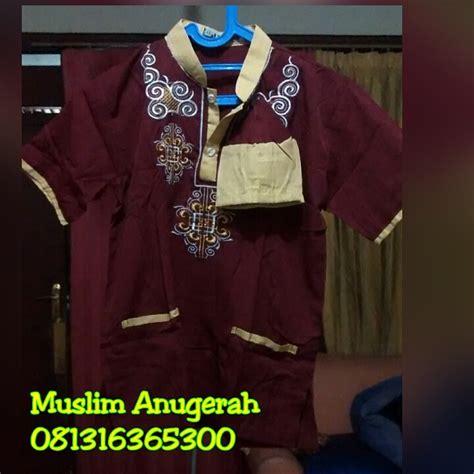 Baju Koko Anak Koko Ayah Anak Koko Gk 5074 jual baju muslim ayah bunda newhairstylesformen2014